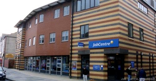 Blackpool North Jobcentre